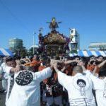 平成27年10月25日(日)JFEちばまつりに参加しました